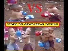 "GEMPAR !! Beredar Video Anak Kecil Tinju Bebas Ala MMA/UFC "" Apa Kata Du..."