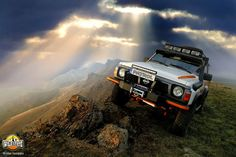 nissan patrol Y60 : the king of the world