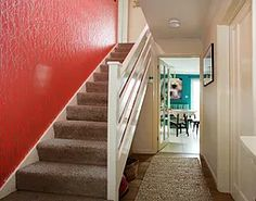 colour field residential interior design design projects stairs fields