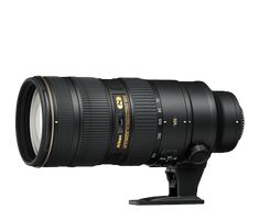 With its medium-to-telephoto zoom range, the AF-S NIKKOR 70-200mm f/2.8G ED VR  II lets you capture full-frame images with stunning details and sharpness, near  or far. A host of high-tech optics and a wide f/2.8 maximum aperture make it  perfect for capturing detailed close-ups, fabulous fashion shots, awe-inspiring  landscapes, dramatic HD videos and more – under any lighting conditions.