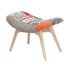 Shop For Kelsey Button Patchwork Upholstered Accent Stool. Get Free Shipping  At Overstock.com. Furniture OutletOnline ...