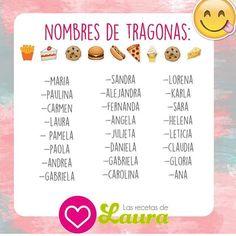 Para todas las tragonas de las recetas! Etiqueta a tus amigas que aparecen aqui  #dieta #amigas #gorditas #tragonas #chistes #lasrecetasdelaura