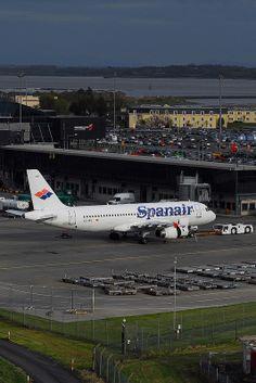 A320-232 Spanair