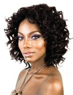Isis Badu Short Plus Human Hair Ripple Deep Shown in Color 1 Synthetic Hair Extensions, Synthetic Lace Front Wigs, 100 Human Hair, Human Hair Wigs, Outre Hair, Wigs For Black Women, Beauty Supply, Deep, Weave Hairstyles