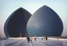 Conheça o Monumento Al-Shaheed em Bagdá