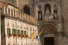Italia, Ascoli Piceno, Piazza del Popolo