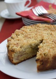 La torta di mele e crumble di Cotto e Mangiato