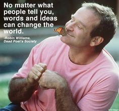 We lost Robin Williams one year ago. Today, I am sharing a post I wrote after his death.  Robin Williams will be missed by so many.  He obviously had pain and ultimately it was too much for him to bear, but I choose not to dwell on that today. Today, I just want to thank him for the years of joy  and laughter he brought to my life.  I want to thank him for breaking down those walls for my son, and showing the world that it is okay to be different…
