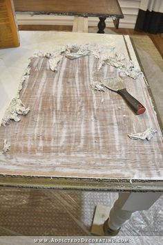 I've had a few people ask me about the products and process that I use for stripping paint, stain and polyurethane from furniture, so I thought I'd share my tips with you since I'…