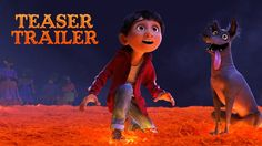 Pixar visits the Land of the Dead in first 'Coco' teaser trailer - NETSKYDE Best Kid Movies, Pixar Movies, Disney Films, Great Movies, Disney Pixar, Movie Teaser, The Power Of Music, Sites Online, Dia De