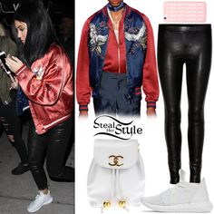 steal her style 2016 | ... arriving at The Nice Guy. January 21th, 2016 – photo: FameFlynet