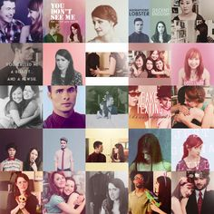 The Lizzie Bennet Diaries - newest obsession. If you like Jane Austen/Pride at all, you should watch this (on YouTube).