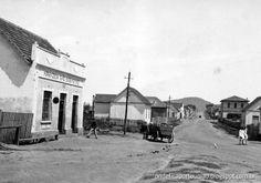 Armazém São Sebastião na Rua 7 de Setembro em Porto União - Santa Catarina - Brasil.