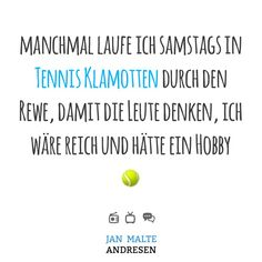 Tennis lustig