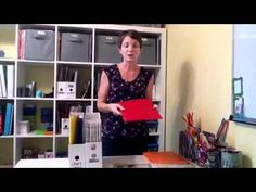 Homeschool classroom tour..video with lots of tips and organization