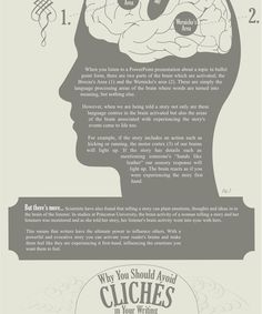 How writing affects the brain: an infographic
