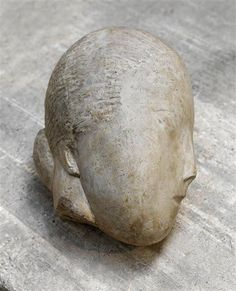 Brancusi Sculpture, Sculpture Head, Modern Sculpture, Stone Sculpture, Constantin Brancusi, Spiritual Images, Grand Palais, Art Moderne, Stone Carving