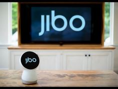 """▶ JIBO - A Social Robot for your Family. """"Jibo"""" is the world's first family robot. - YouTube"""