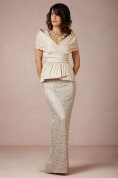 Vestidos de fiesta para madrinas de boda otoño 2013 2014