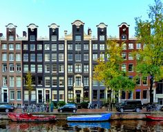 Amsterdam - De zeven Provinciën by Amsterdam Today, via Flickr