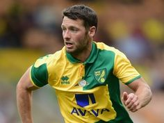 Wes Hoolahan of Norwich City in action during the pre season friendly match between Norwich City and Brentford at Carrow Road on August 1, 2015