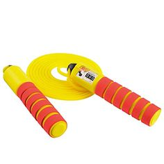 Discounted Balala Counter Jump Rope for Kids with Easy Adjustable Cable and Foam Handle #BalalaCounterJumpRopeforKidswithEasyAdjustableCableandFoamHandle