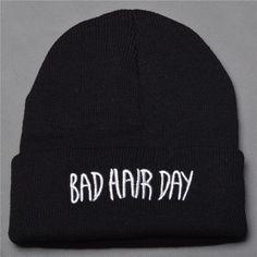 "Touca ""Bad hair day"""