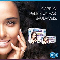No mês da mulheres, temos um lançamento dedicado a você! Acesse o site http://www.suplevit.com.br/ e conheça seu novo aliado para manter as unhas, pele e cabelos saudáveis!