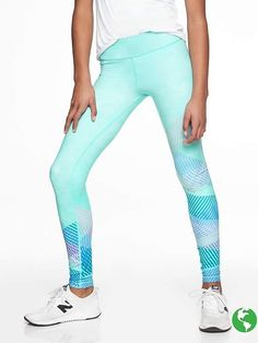 Athleta Girl Printed Chit Chat Tight #affiliatelink