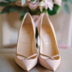 We found these and thought they were adorable What type of shoes will you be wearing on your 'big day'? www.wed2b.co.uk