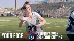 Your Edge: The Ponytail Rule with Team USA's Courtney Swan