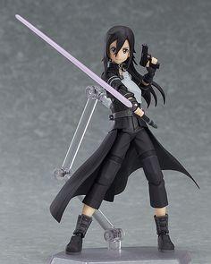 Sword Art Online II figurine Figma Kirito GGO Ver. Max Factory