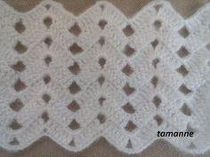 How to Crochet the Star Stitch - Daisy Marguerite Stitch - DIY Tutorial - Stitchorama by Naztazia - Crochet Bande Crochet Picot Edging, Crochet Ripple, Crochet Motif, Crochet Shawl, Crochet Baby, Double Crochet, Free Crochet, Crochet Granny, Crochet Stitches Patterns