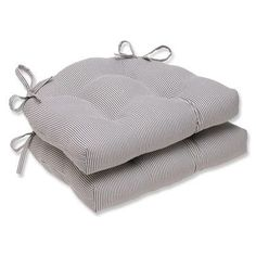 Pillow Perfect Oxford Chair Pad