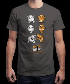 """""""Sushi Fusion"""" is today's £8/€10/$12 tee for 24 hours only on www.Qwertee.com Pin this for a chance to win a FREE TEE this weekend. Follow us on pinterest.com/qwertee for a second! Thanks:)"""