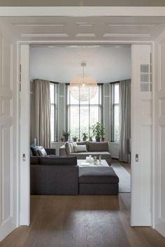 Choc Studio - Herenhuis Haarlem - Hoog ■ Exclusieve woon- en tuin inspiratie.