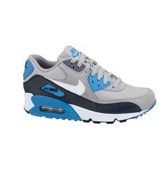 Zapatillas modelo Air Max 90 de la marca NIKE para niño, ideales para...