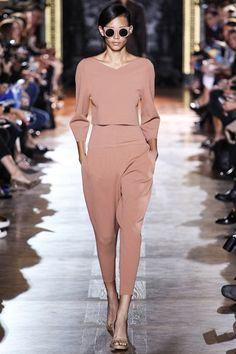 Stella McCartney Spring 2014 Ready-to-Wear Collection Slideshow on Style.com