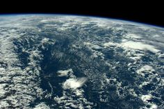 Tim Peake, Amazon Rainforest, Lush Green, Planet Earth, Cosmos, Airplane View, Cool Pictures, Planets, Art Pieces