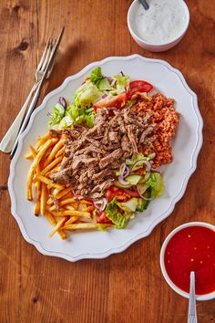 Hungarian Recipes, Hungarian Food, Pulled Pork, Food And Drink, Ethnic Recipes, Kitchen, Street, Ideas, Bulgur