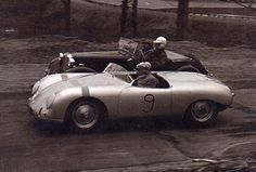 1952 Porsche Glokler