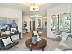 Welcome to this Architectural masterpiece w/ dramatic curb appeal situated on an amazing tree-lined street in the ? Fashion Square? district of Sherman Oaks.