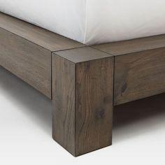 Massaro Platform Bed | west elm