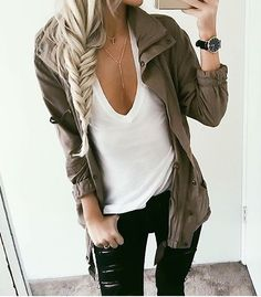 thestyle-addict: Necklaces » Coat »T-Shirt »