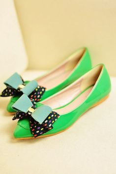 $20.65 2013 new women\s shoes European style wild bow flat shoes -zzkko.com/pic