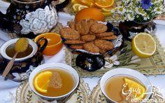 Бухарский чай | Кулинарные рецепты от «Едим дома!»