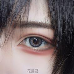 Anime Eye Makeup, Anime Cosplay Makeup, Costume Makeup, Makeup Art, Makeup Tips, Beauty Makeup, Hair Makeup, Kawaii Makeup, Cute Makeup