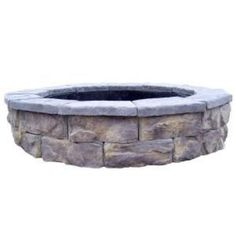 This stylish, 30-inch wide pit would complement a classic garden design. Made of concrete blocks, it's sturdy and offers five feet of heat radius. About $254 at HomeDepot.com.