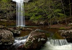 Tags: Arkansas, Buffalo National River, Gale Rainwater Photography, Landscape Photography by Gale Rainwater, Ozark Mountains, Ozark National Forest, Spring, Waterfall