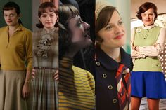 Mad Men Peggy, And Peggy, Don Draper, Mad Men Fashion, Mod Fashion, Madison Avenue, Mad Men Characters, Peggy Olson, Joan Harris